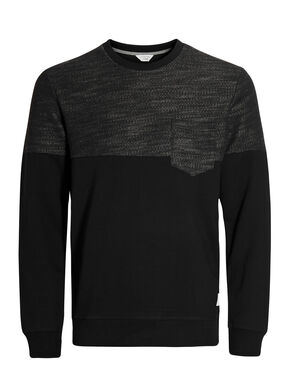 BLOCKDETAIL- SWEATSHIRT