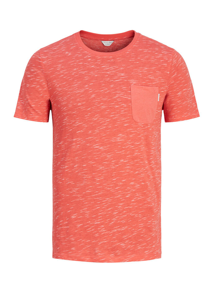 CASUAL T-SHIRT, Cayenne, large