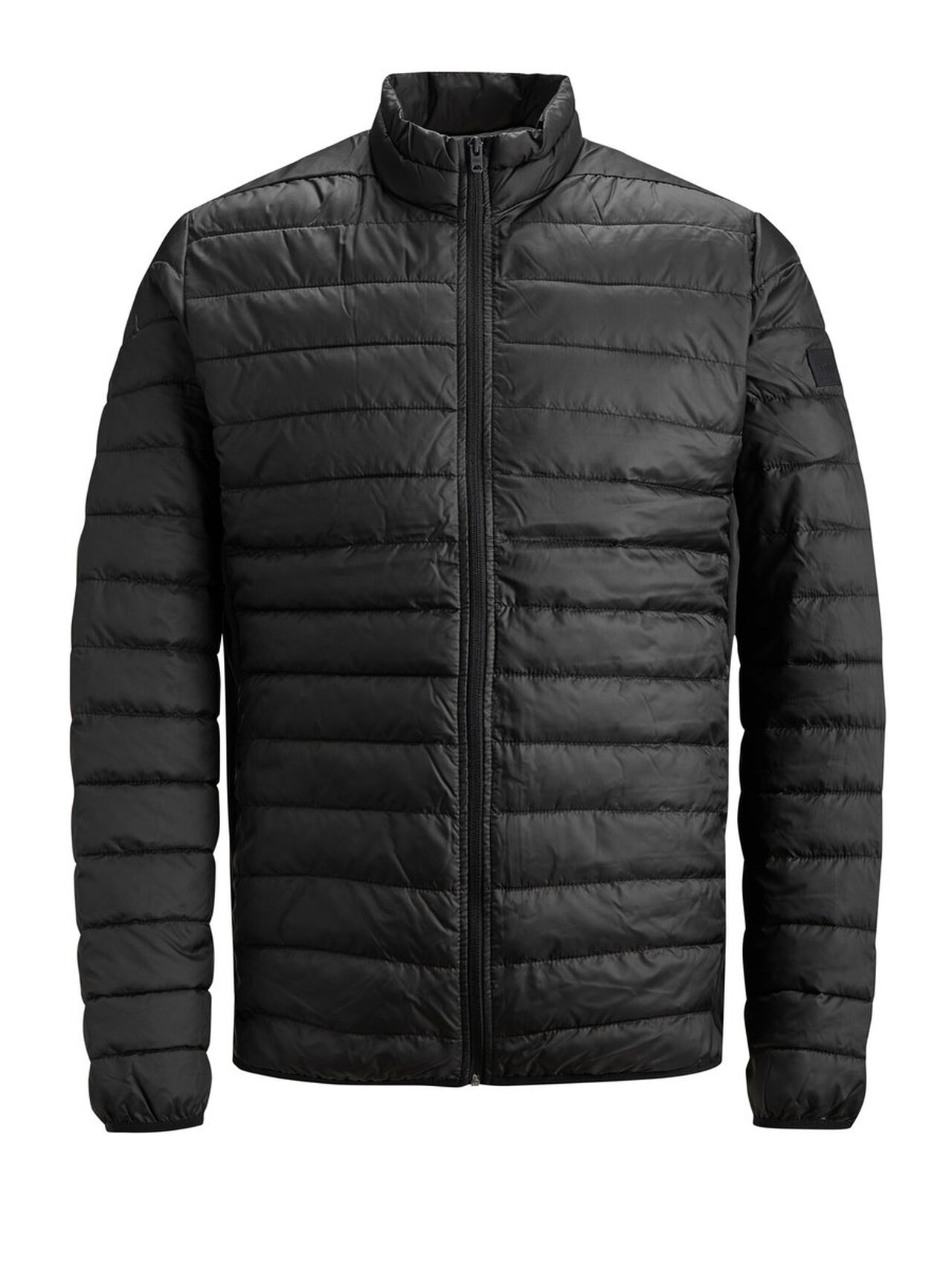 JACK & JONES Light Jacket Men Black