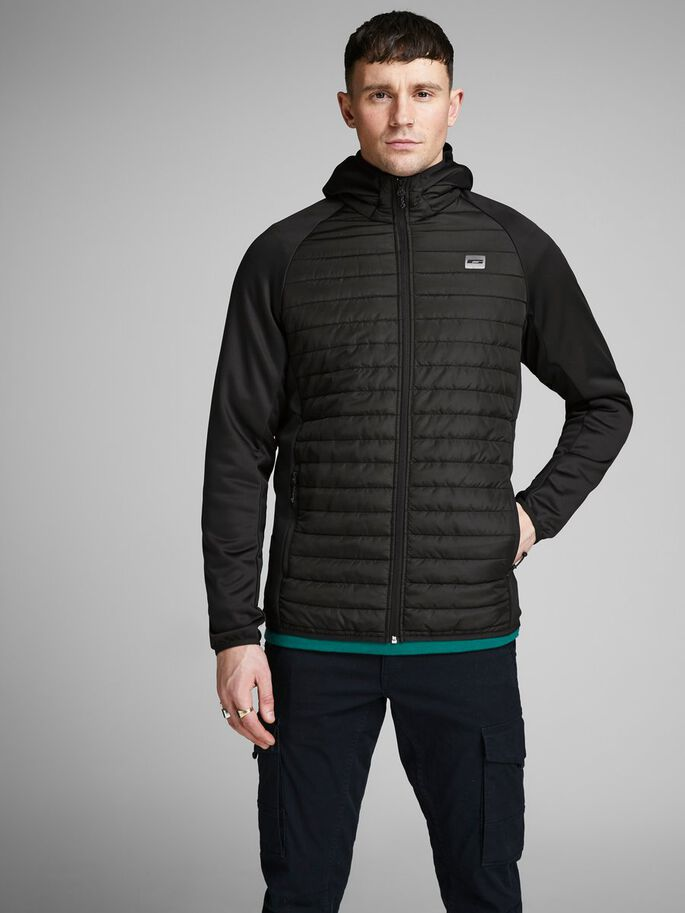 ec73cd43bbf4d8 Lightweight puffer jacket