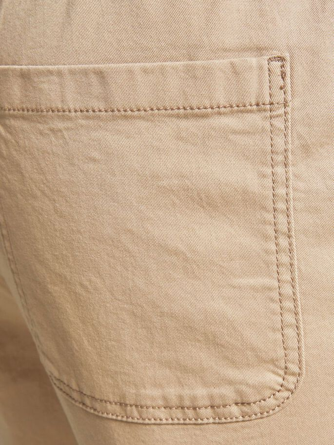 JOGGING SHORTS, White Pepper, large