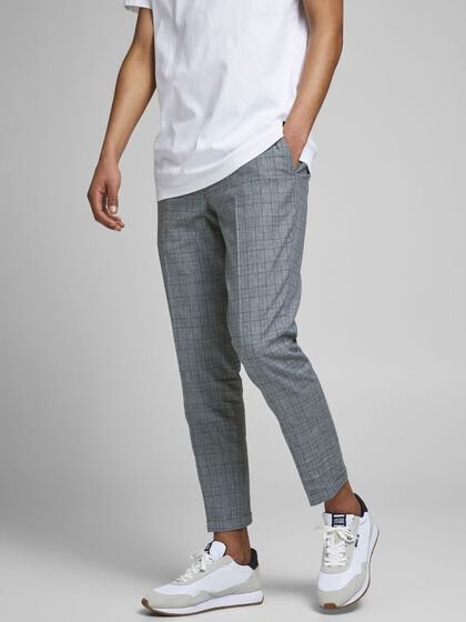SUPER SLIM FIT RUITJES PANTALON