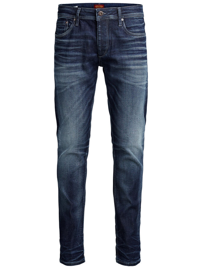 TIM ORIGINAL 977 SPS JEANS SLIM FIT, Blue Denim, large