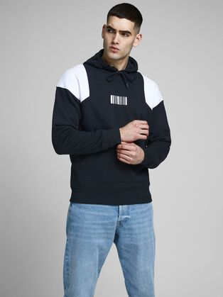 Fabrik großer Rabatt elegantes und robustes Paket Hoodies for Men: White, Black, Pink & More | JACK & JONES