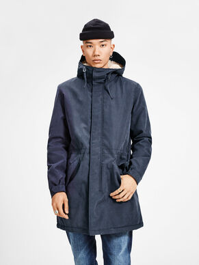 ON-TREND PARKA COAT