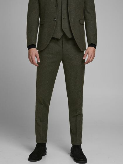 SUPER SLIM FIT TROUSERS