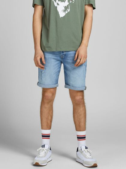 RICK ORIGINAL NA 037 DENIM SHORTS