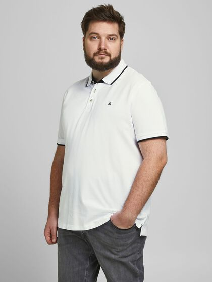 2-PACK PLUS SIZE POLO