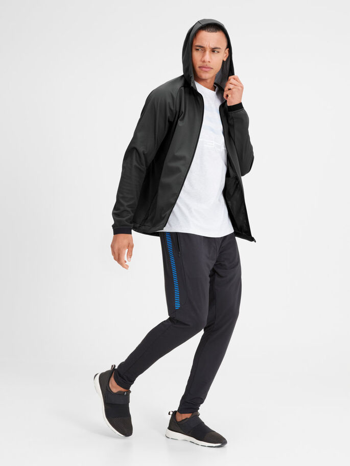 FUNCTIONAL SPORTS JACKET, Asphalt, large