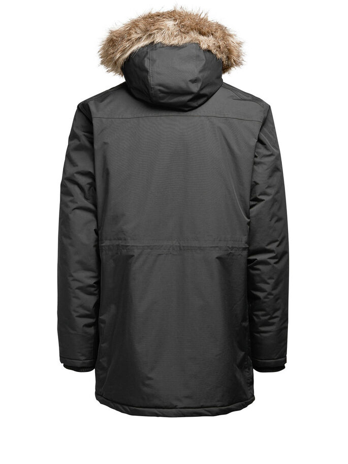 TECHNIQUE PARKA, Black, large