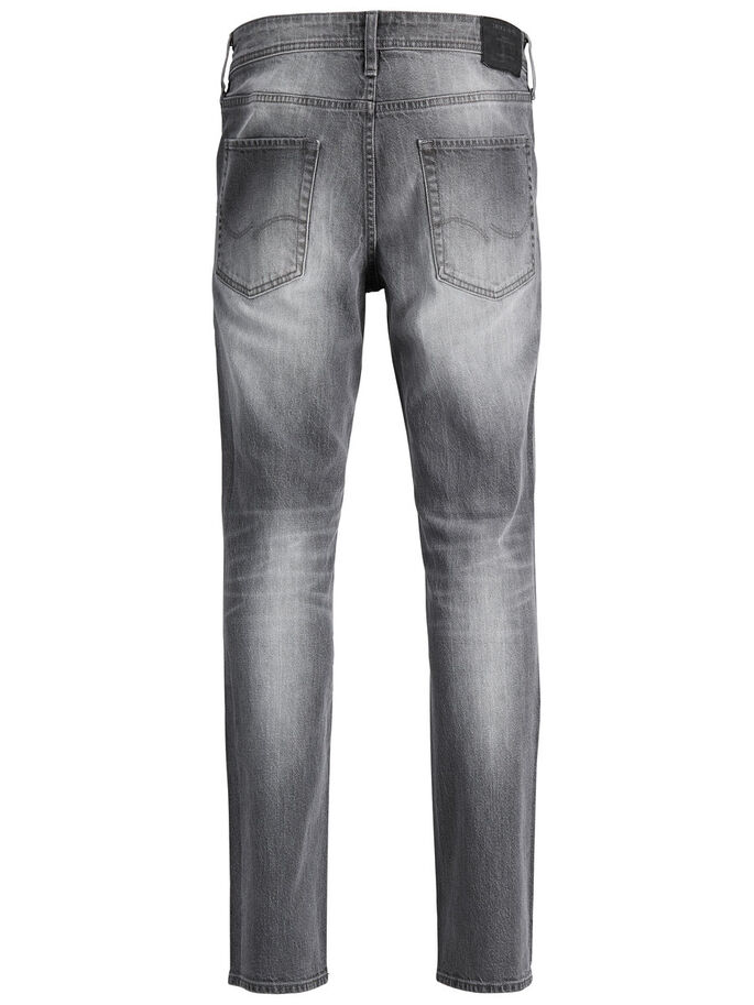 TIM ORIGINAL CR 010 SLIM FIT-JEANS, Grey Denim, large