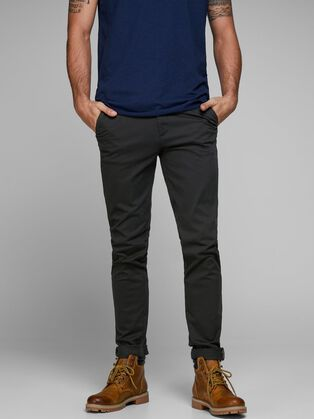 2698196f0 MARCO BOWIE SLIM FIT CHINOS