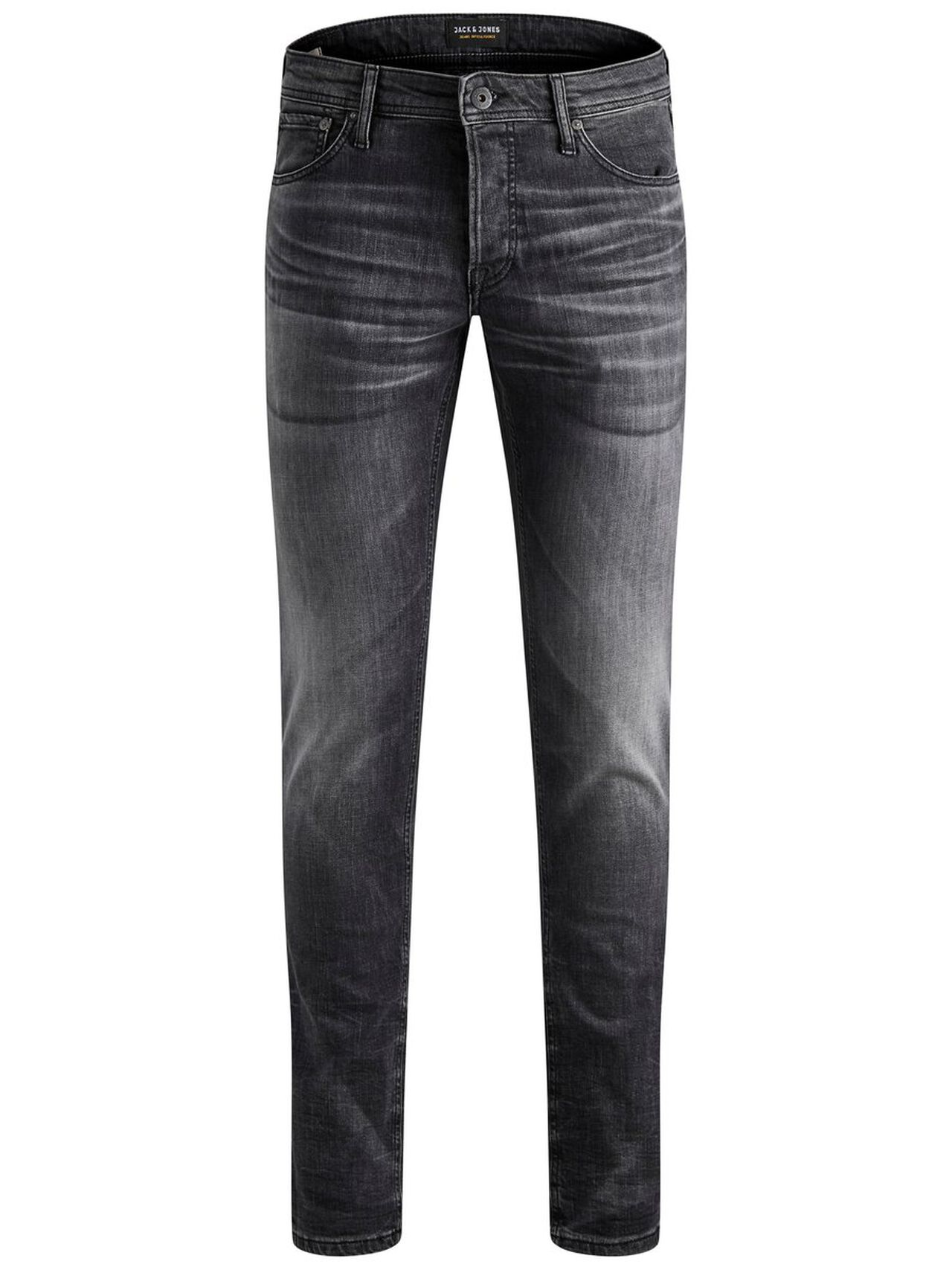 JACK & JONES Glenn Original Jj 787 Sts Slim Fit Jeans Men black