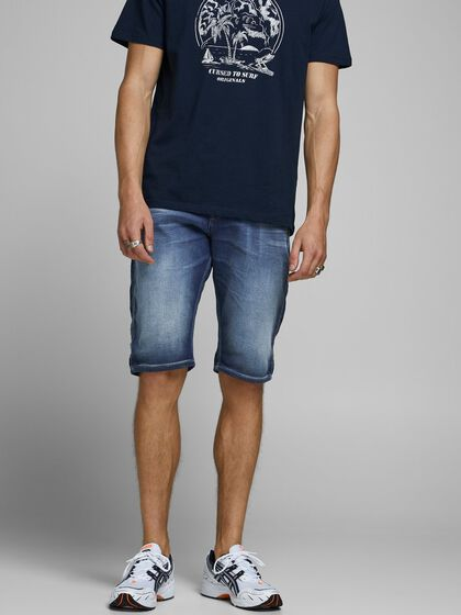 REX LONG SHORTS EN JEAN