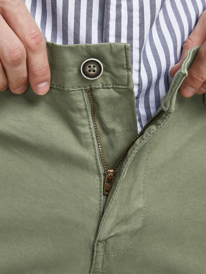 MARCO FRED AMA CHINO, Deep Lichen Green, large