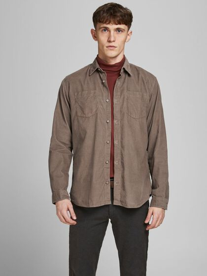 COMFORT FIT CORDUROY SHIRT