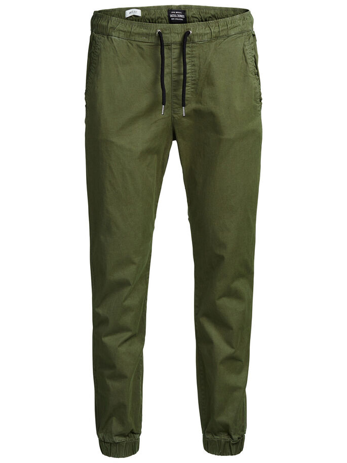 VEGA WW 252 CHINOT, Olive Night, large