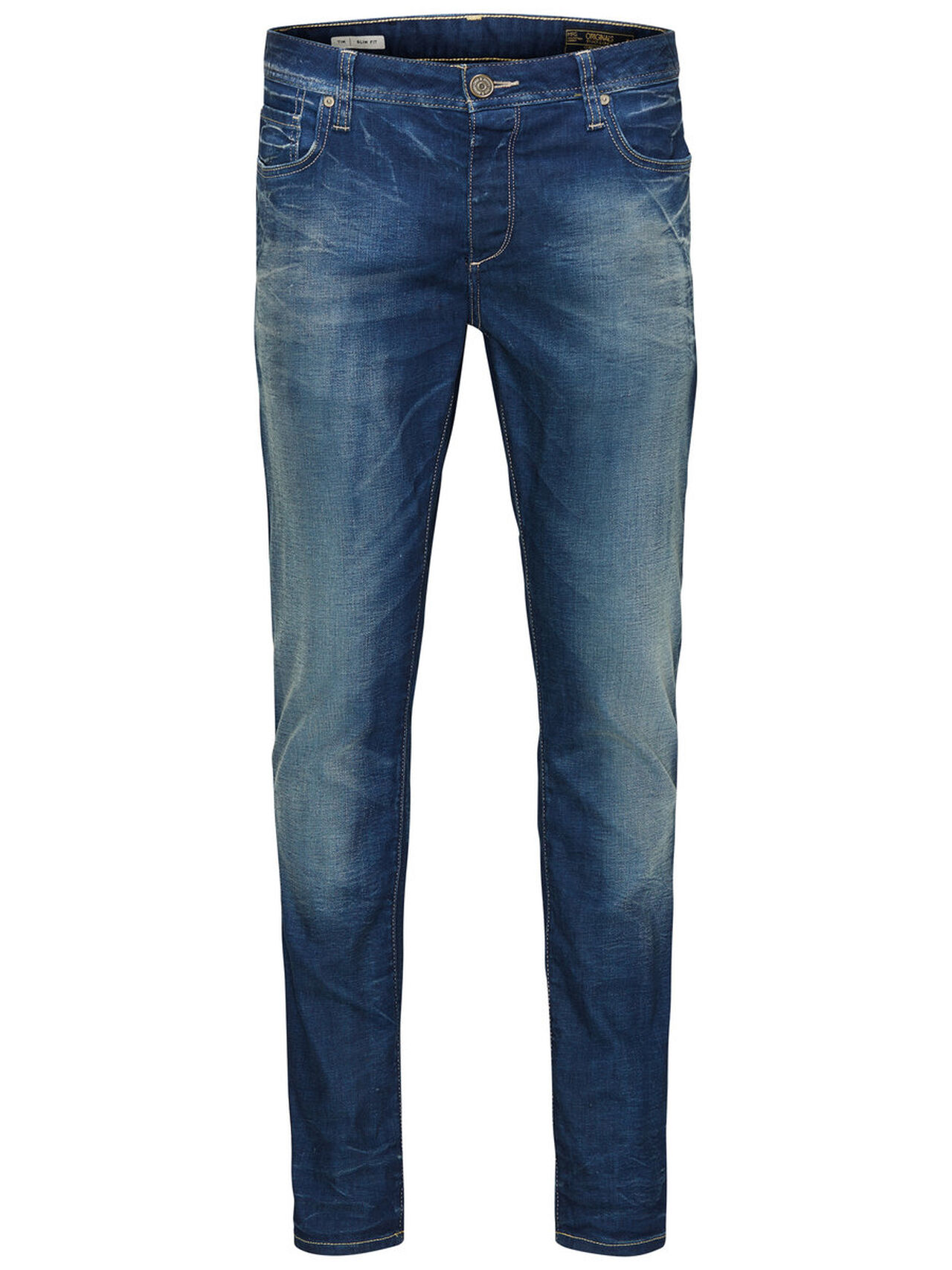 new design super popular huge sale JACK & JONES TIM ORIGINAL JOS 919 SLIM FIT JEANS