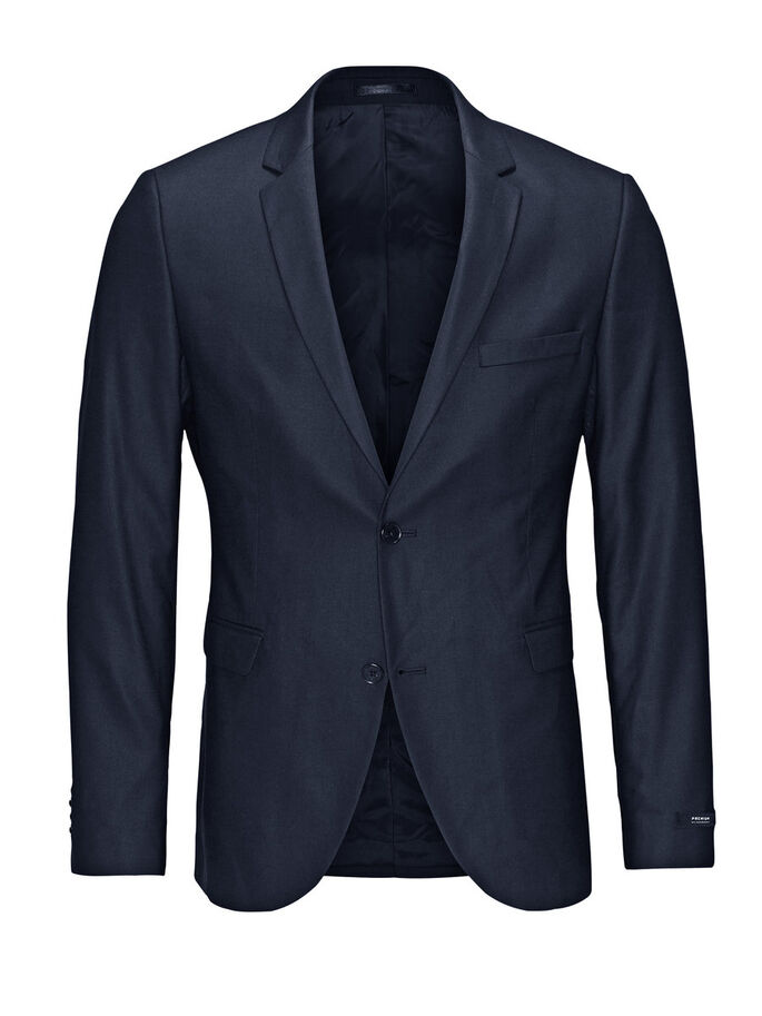 KLASSINEN ELEGANTTI BLEISERI, Dark Navy, large