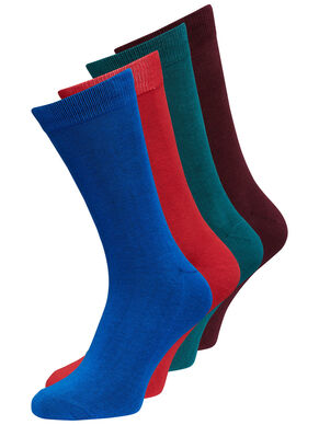 COLOR SOCK 4ER-PACK SOCKEN
