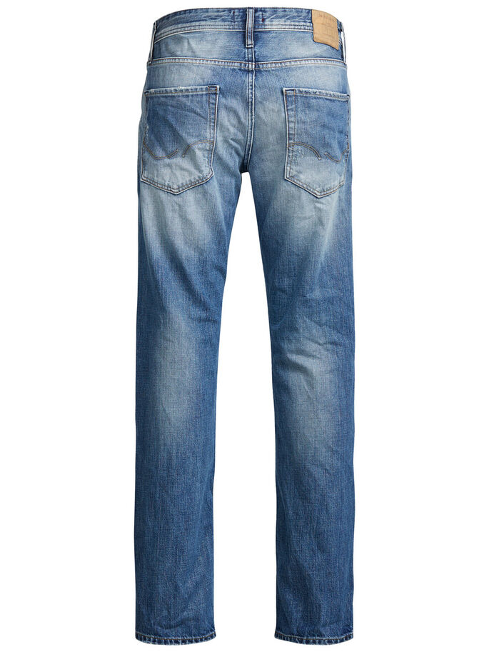 MIKE ORIGINAL JOS 815 ANTI-FIT JEANS, Blue Denim, large