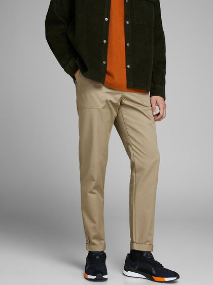 UTILITY CARROT FIT CHINOS
