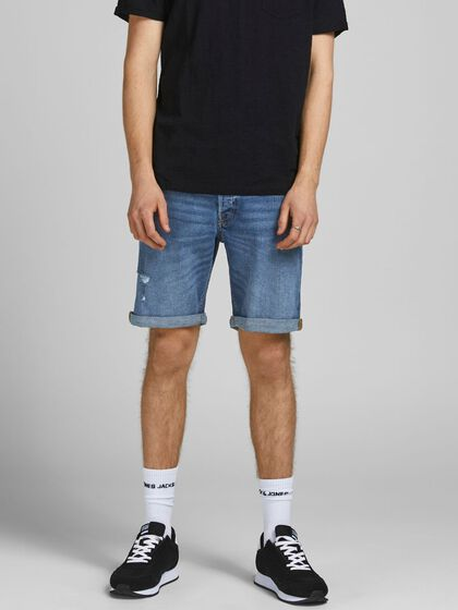 RICK ORIGINAL NA 036 DENIM SHORTS