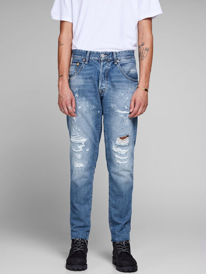 FRANK LEEN BL 828 TAPERED JEANS