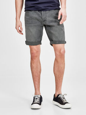 RICK ORIGINAL AM 212 LID DENIM SHORTS