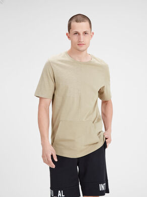 LONGER LENGHT T-SHIRT