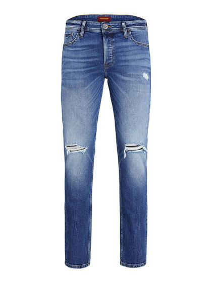 TIM ORIGINAL SPK 001 JEANS À COUPE SLIM/STRAIGHT