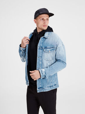 EARL OVERSIZE  JOS 280 DENIM JACKET