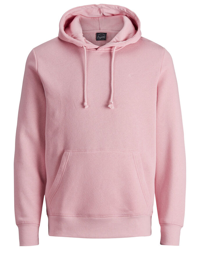 LÄSSIGES SWEATSHIRT, Coral Blush, large