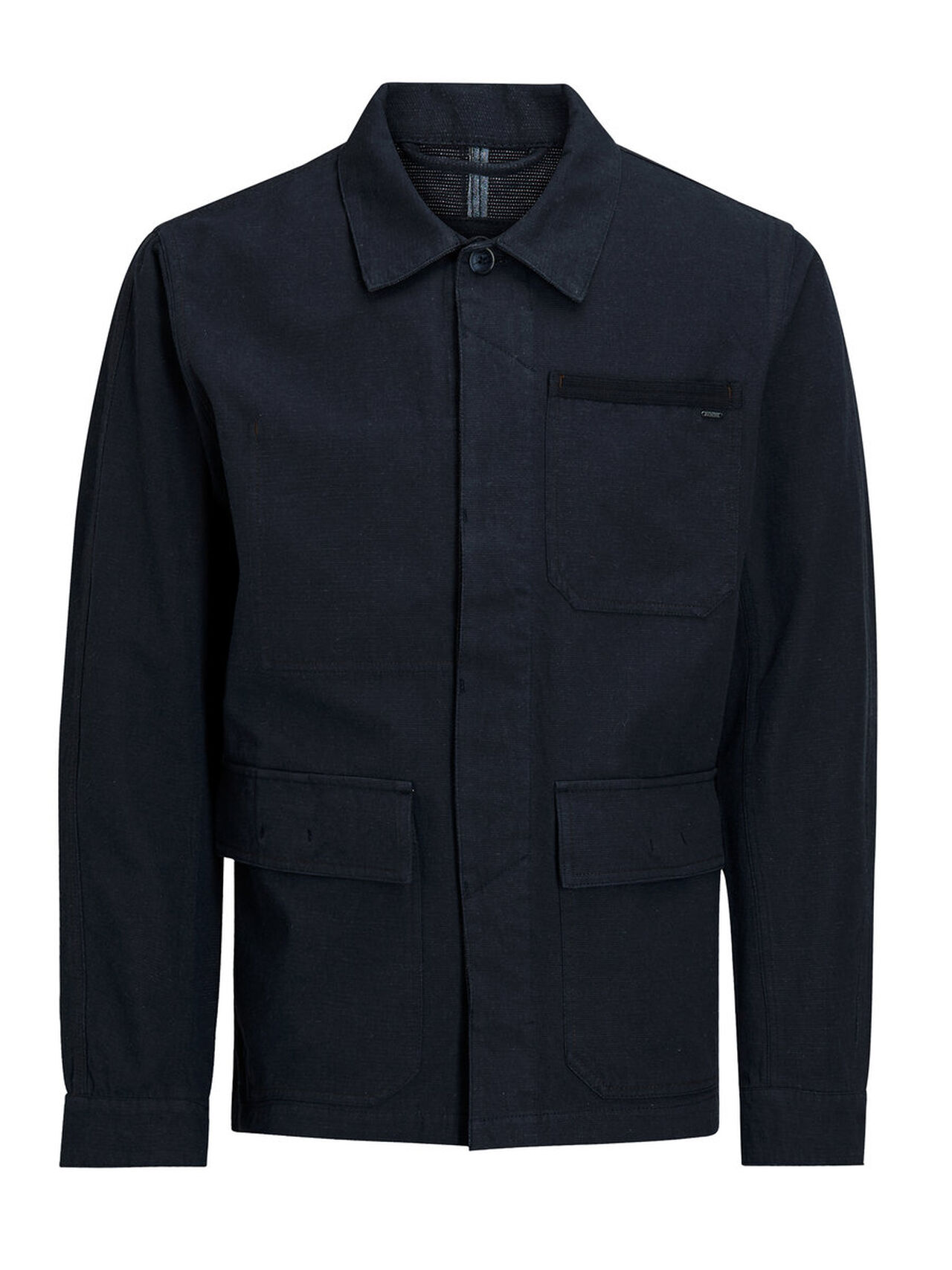 JACK & JONES Workwear Blazer Heren Blauw thumbnail