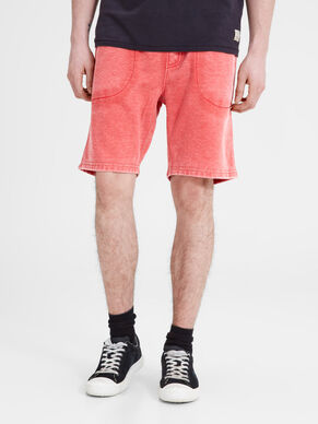 TENDANCE SHORTS EN MOLLETON