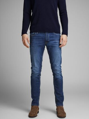 ebd584ada18fe0 GLENN ORIGINAL AM 814 SLIM FIT JEANS