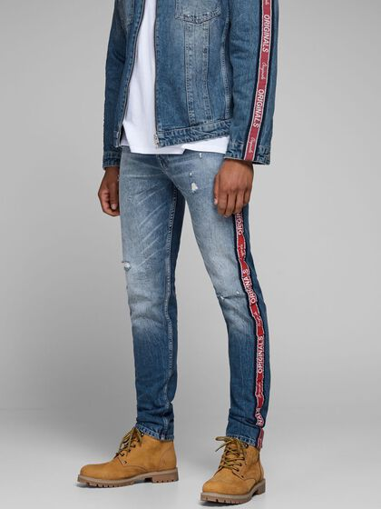 FRED ORIGINAL JOS 094 TAPERED JEANS