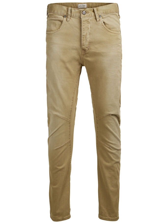 LUKE JOS 999 PANTALON, Cornstalk, large