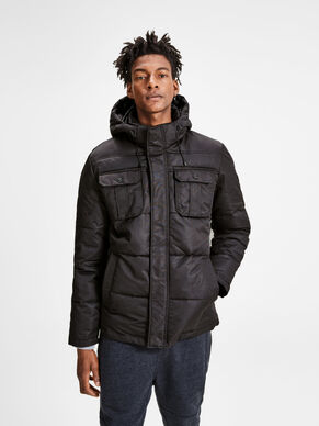 PADDED PUFFER JACKET