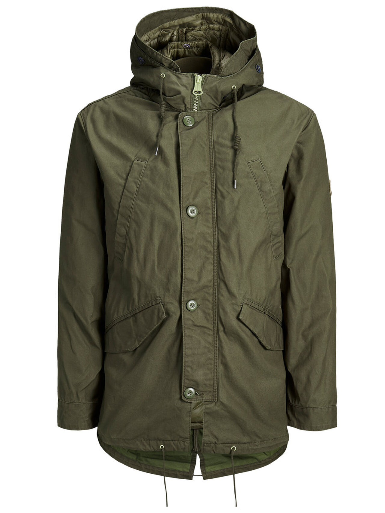 3 In 1 Parka Coat