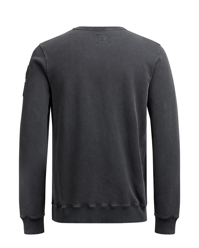 KETTINGSTEEK SWEATSHIRT, Caviar, large