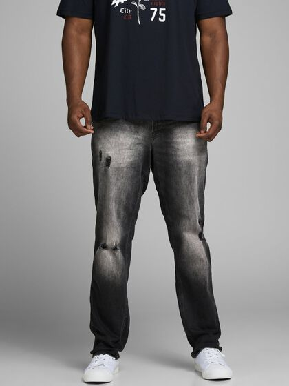 TIM ORIGINAL AM 917 PLUS SIZE SLIM FIT JEANS