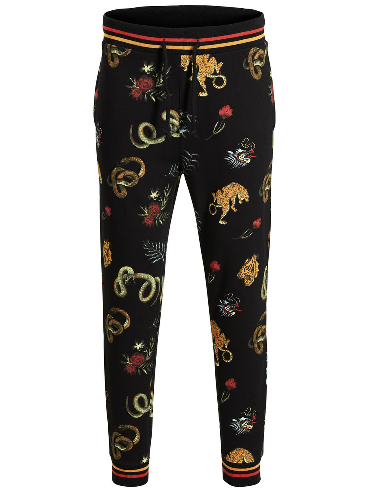 All Over Print Sweat Pants