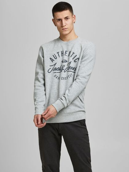 2-PACK CREW NECK SWEATSHIRT