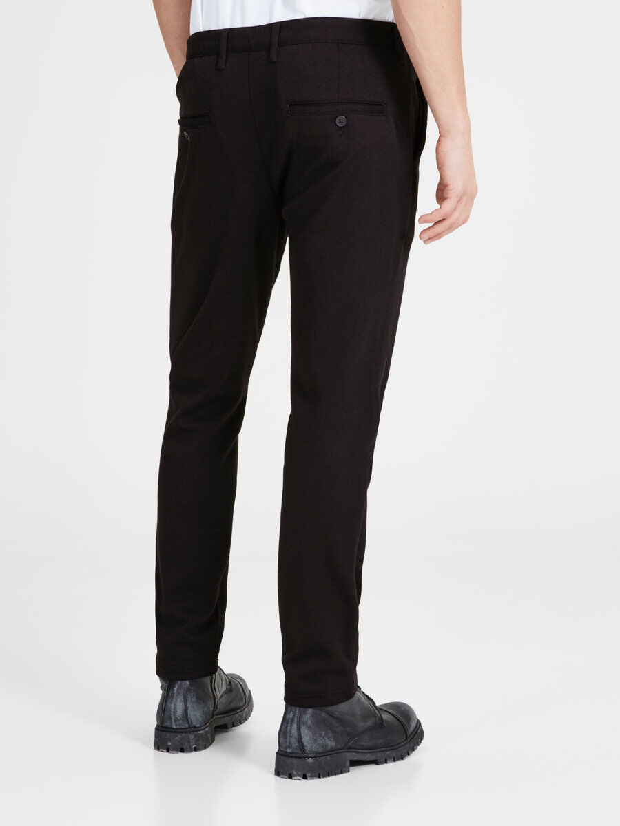 Jack & Jones MARCO JANDY - Pantalón chino - black gepkd