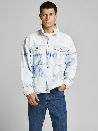 JEAN CJ 504 DENIM JACKET