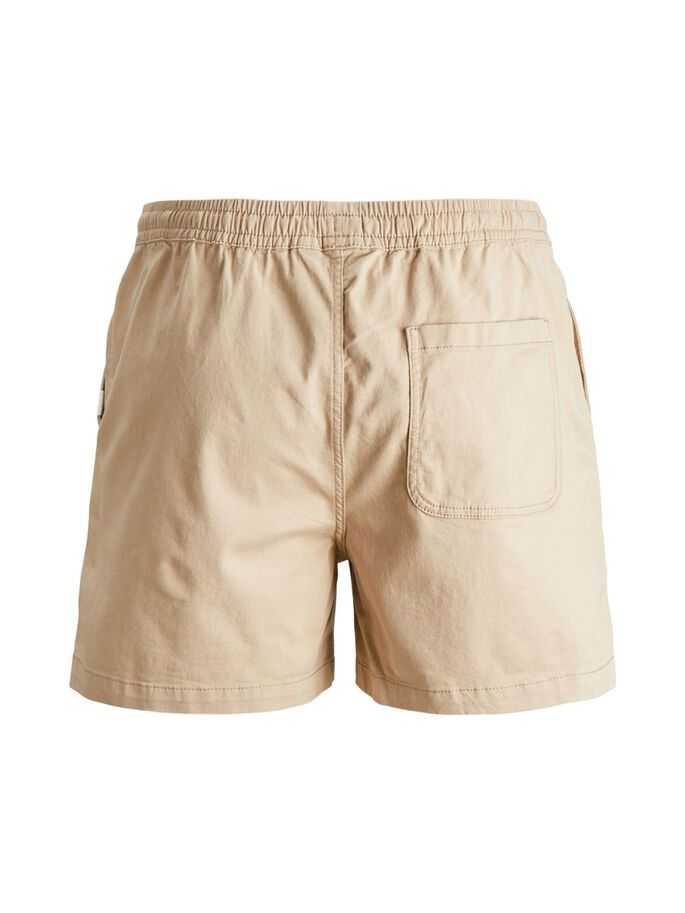JOGGER SHORTS, White Pepper, large