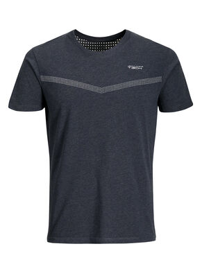 EINFARBIGES REGULAR FIT SPORT- T-SHIRT