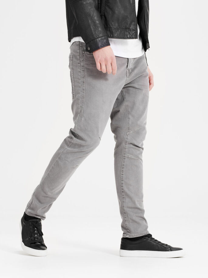 LUKE JOS 999 BROEK, Charcoal Gray, large