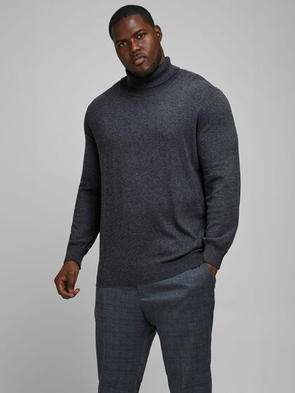 ROLKRAAG PLUS SIZE PULLOVER
